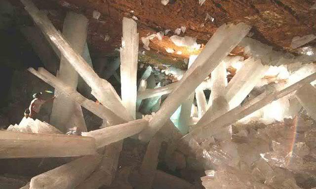 real crystals